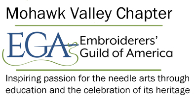 Mohawk Valley Chapter- Embroiderers' Guild of America